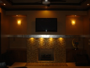 custom designed  built and installed residential and
